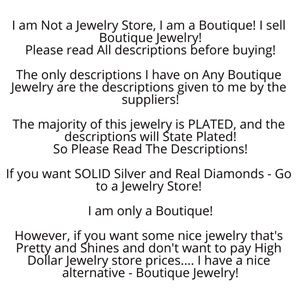 Jewelry - THIS IS BOUTIQUE JEWELRY !!!